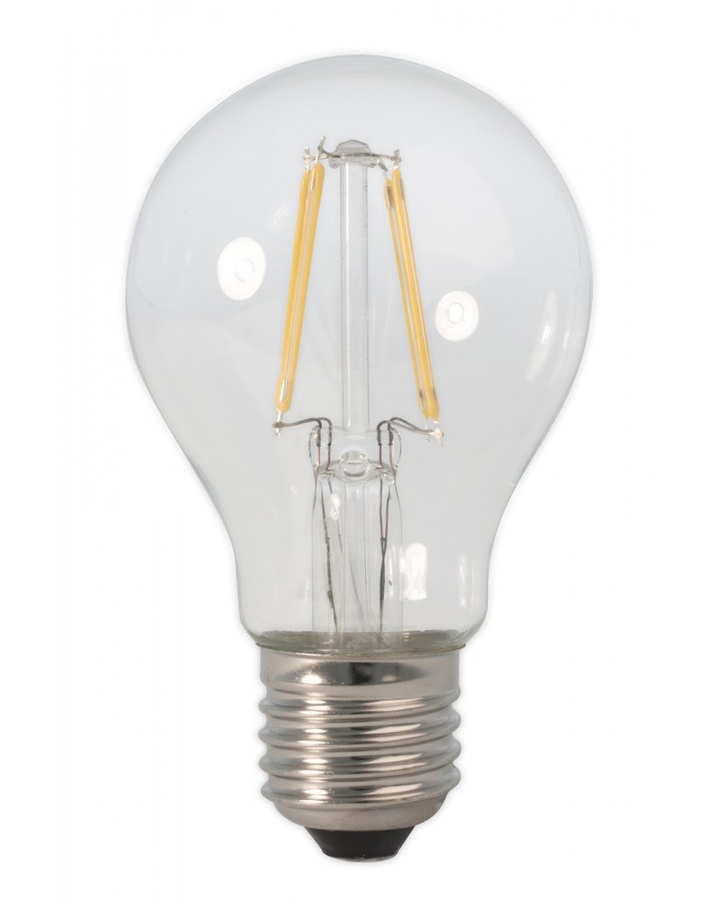 LED Filament Standaardlamp 4W 400lm E27 Warm Wit