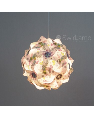 Swirlamp 30cm Dragon Fly