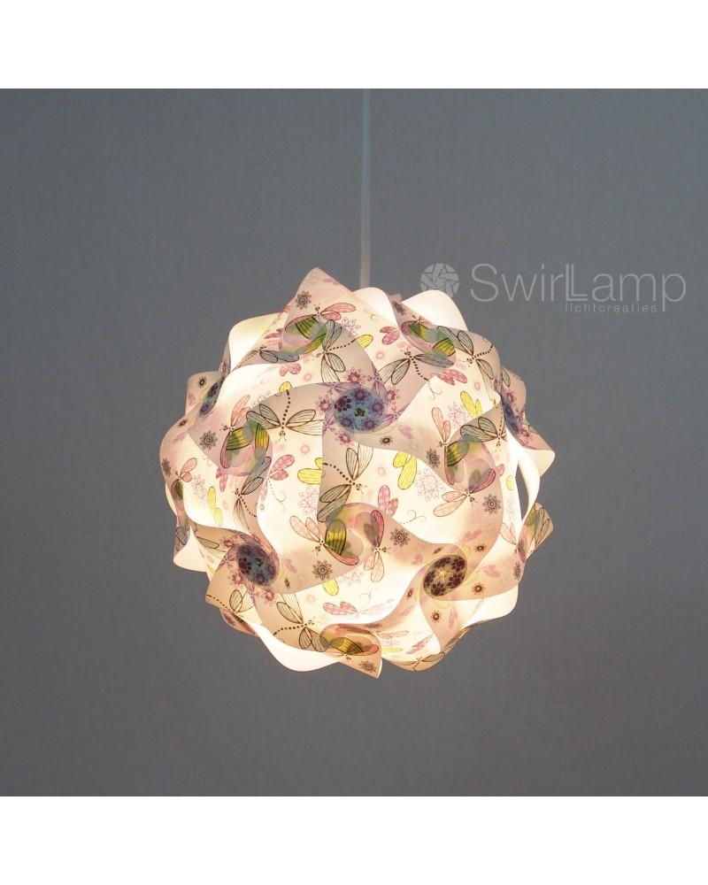Swirlamp 30cm Dragon Fly