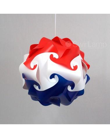Swirlamp 42cm Dutch Flag