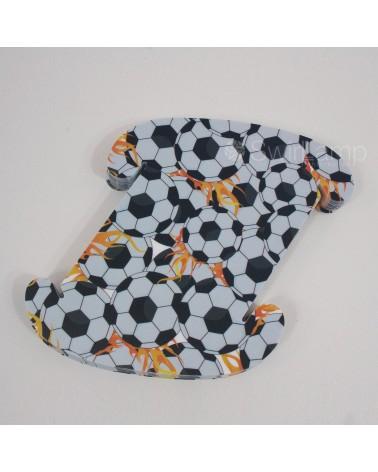 Swirlamp 30cm Soccer