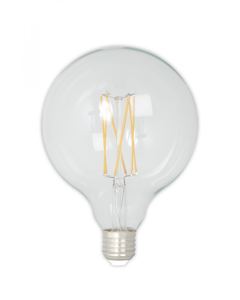 LED full glass LongFilament Globe Bulb 240V 4W 350lm E27 GLB125