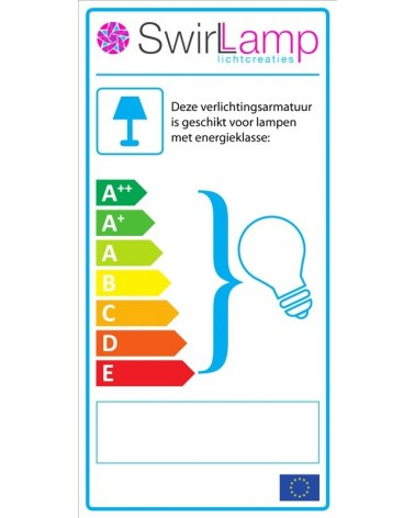 Hanglamp siliconen fitting E27 Turquoise