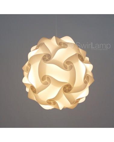Swirlamp Wit Totaalpakket