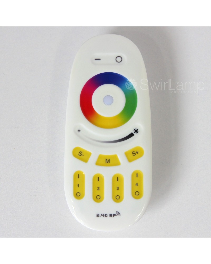 LED RGBw 9W WiFi Afstandsbediening