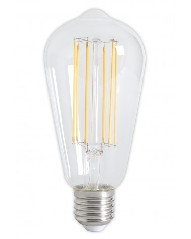 LED Dimbare Filament Rustieklamp 4W 350lm E27 Helder 425404