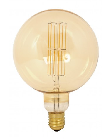 LED Mega globe Giant XXL dimmable filament bulb E40