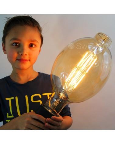 LED Colosseum Giant XXL dimbare filament lamp E40