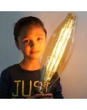 Ellipse Giant XXL filament dimbare LED lamp E40