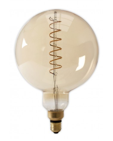 LED Mega globe Giant XXL dimmable filament bulb E27
