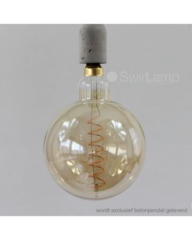 LED Mega globe Giant XXL dimmable filament bulb E27