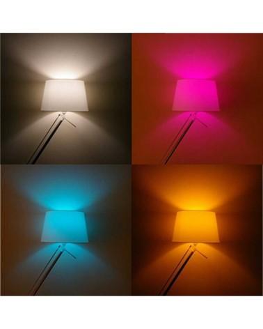 Calex LED A60 Multicolour Hue RGBW lamp bluetooth iOS/Android