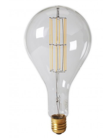 Calex Splash Giant XXL Clear filament dimmable LED bulb with E40 base