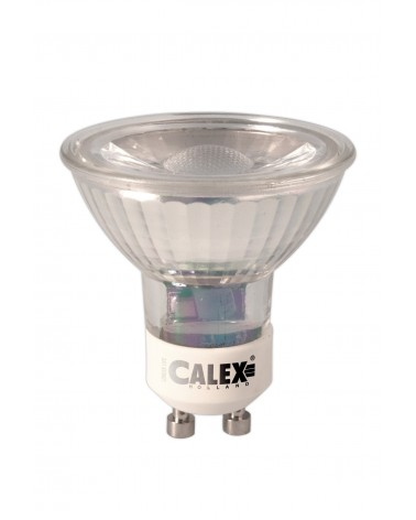 Calex COB LED lamp GU10 240V 3W 230lm 2800K Halogeen look