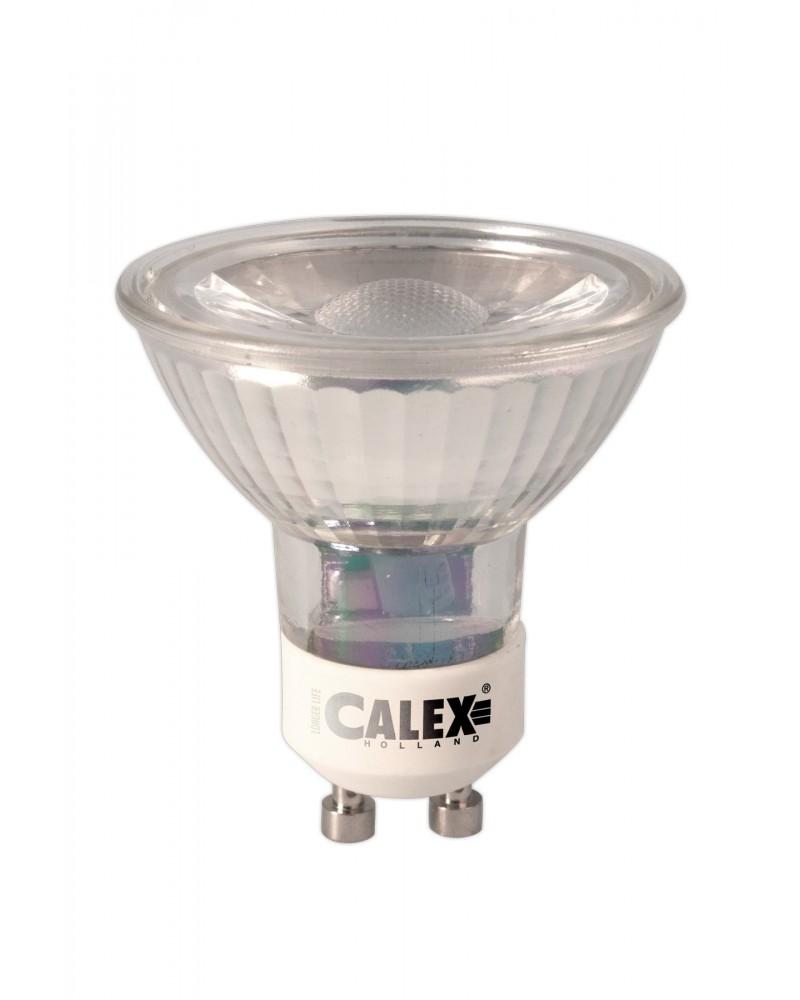 Calex COB LED lamp GU10 240V 3W 230lm 2800K Halogeen look