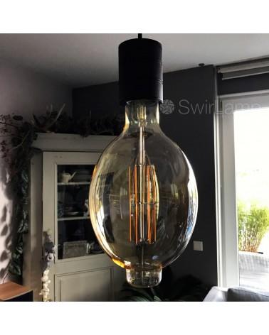 LED Colosseum Giant XXL dimmable filament bulb E40