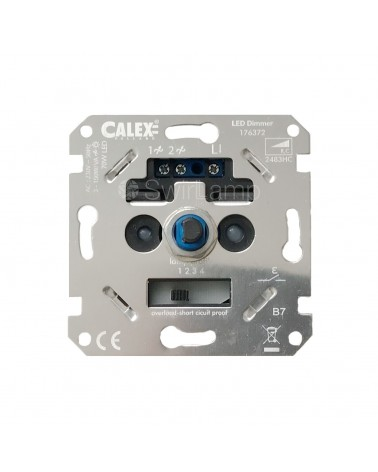 LED Built-In Dimmer Calex 3-150W for dimmable LED lights
