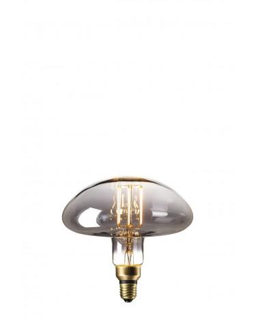 Calex XXL Calgary LED lamp Titanium 425944