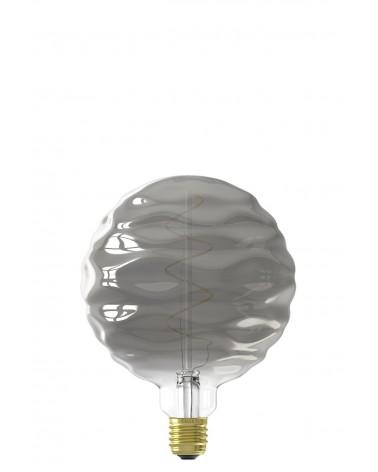 Calex Bilbao Titanium LED lamp 4W 60lm E27
