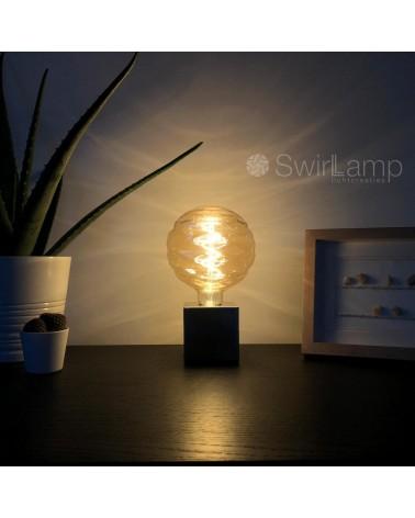 Calex Bilbao Goud Led lamp 4W 140lm E27 dimbaar