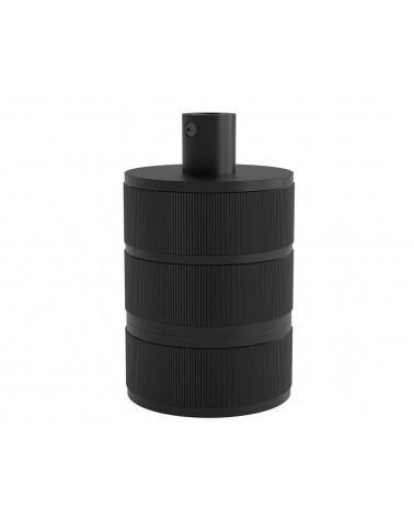 Calex lamphouder (E27 fitting) mat zwart