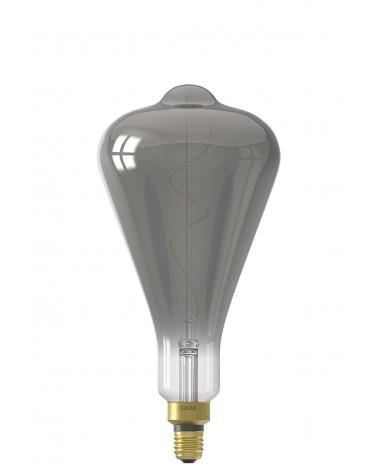 Calex Xabia Led lamp Titanium 6W 90lm E27 2200K - 426030
