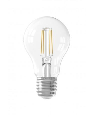 Calex standaard LED lamp met ingebouwde dag/nachtsensor 400lm 2700K | 421702