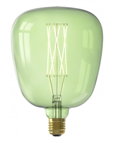 Kiruna Quartz Green led lamp 4W 200lm 2200K Dimbaar |426212