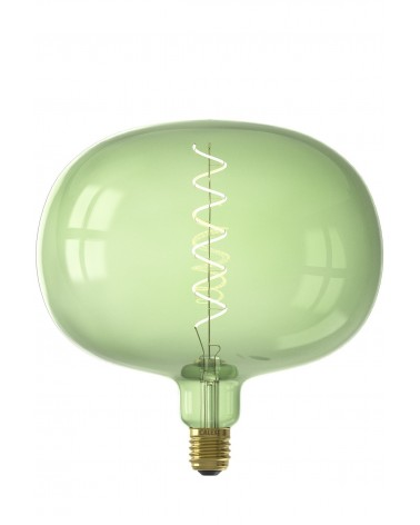 Boden Emerald Green led lamp 4W 130lm 2200K Dimbaar |426220