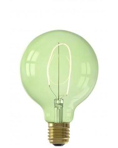 Nora G95 Emerald Green LED lamp 4W 130lm 2200K Dimbaar   426234