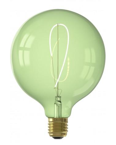 Nora G125 Emerald Green led lamp 4W 130lm 2200K Dimbaar  426244