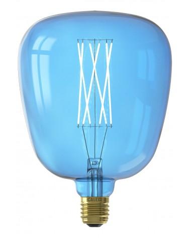 Kiruna Sapphire Blue led lamp 4W 150lm 2700K Dimbaar |426214