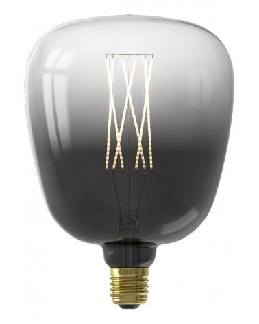 Calex Kiruna Moonstone Black led lamp 4W 150lm 2200K Dimbaar  426216
