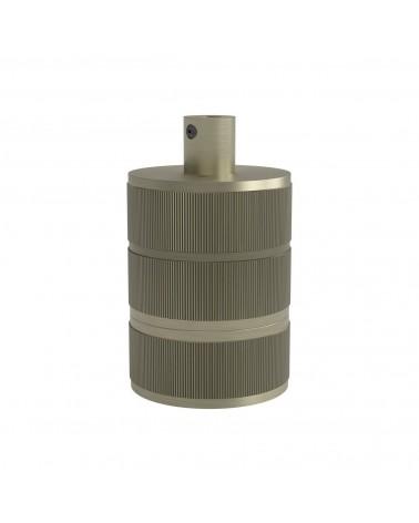 Calex lamphouder (E27 fitting) mat brons - 940426