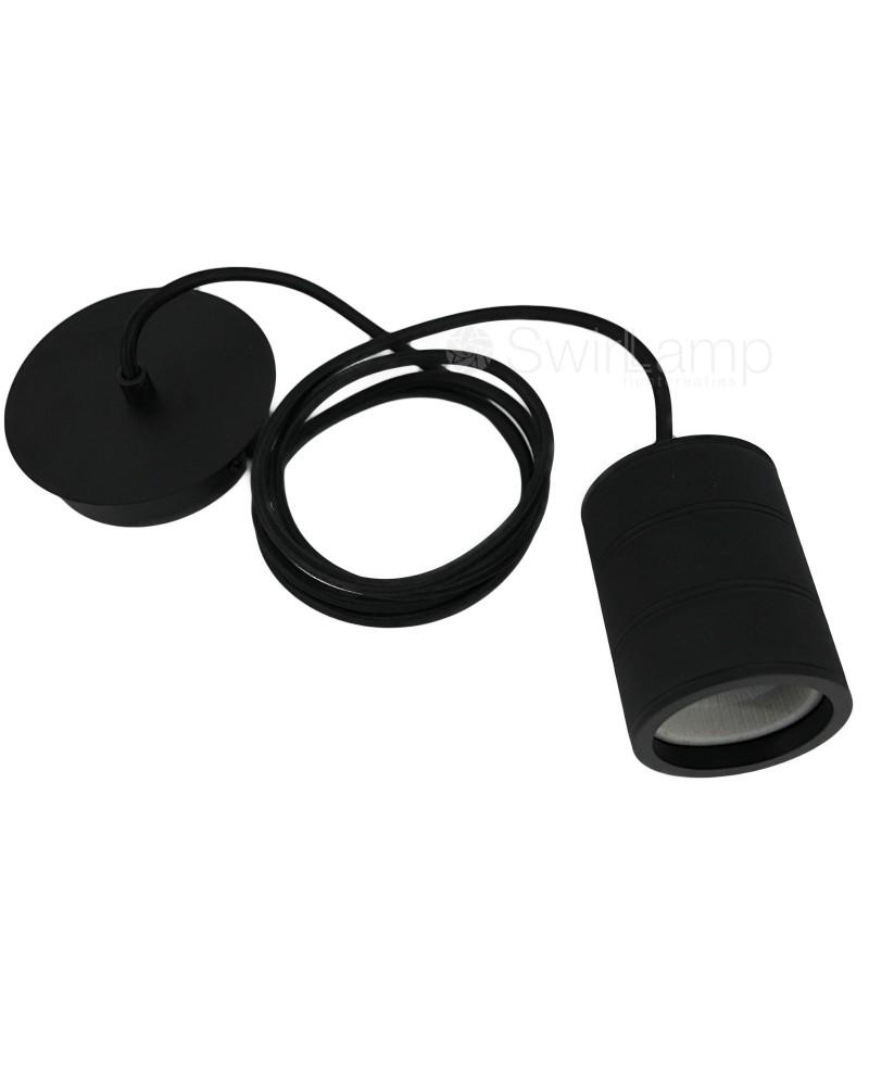 Industrial Black E40 pendel voor XXL Giant LED