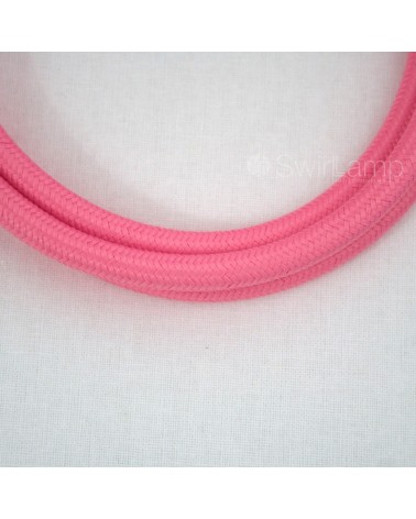 Hanglamp siliconen fitting E27 Roze