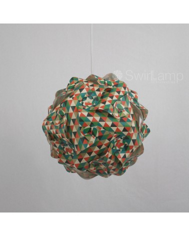 Swirlamp 30cm Triangle