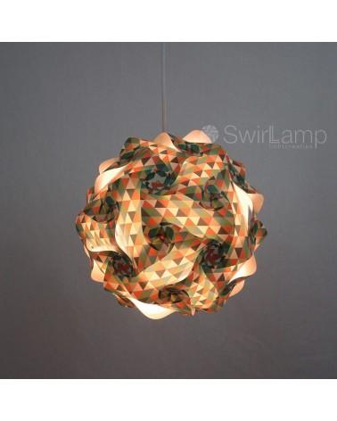 Swirlamp 30cm Triangle