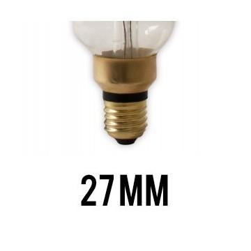 E27 lampvoet - in de volksmond grote fitting genoemd -