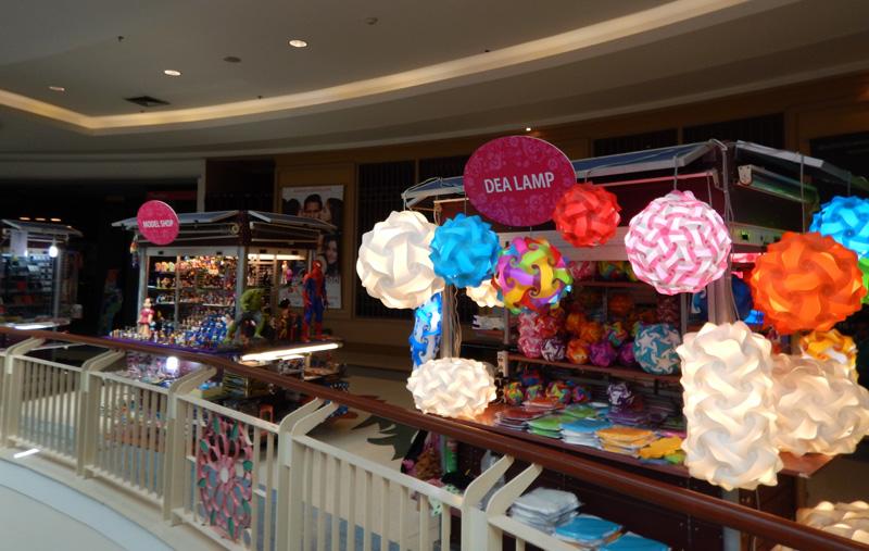 Een kraampje in Patong Beach, Phuket